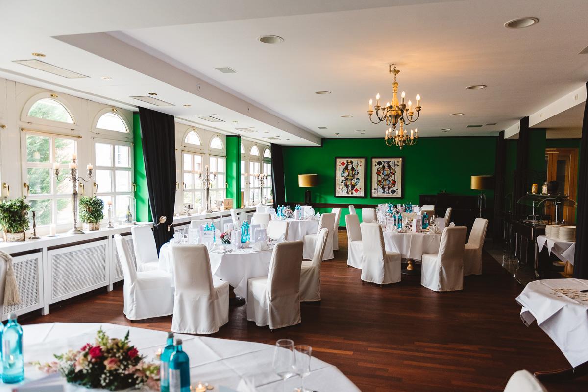 Grüner Salon Lippischer Hof 1